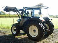 Ford 4610 4WD Tractor Vat Free