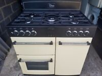 Belling 90cm dual fuel cooker - FREE DELIVERY
