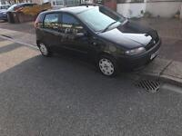 2001 fiat punto 1.3 petrol mot and tax Very Good condition
