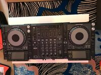 Pioneer CDJ2000 Nexus, DJM900 Nexus & Gator Cases - Includes All Cables and Headphones