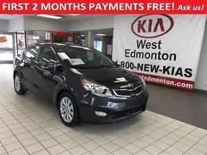 2015 Kia Rio EX+ FWD 1.6L, FIRST 2 MONTHS PAYMENTS FREE!!