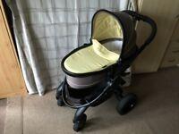 iCandy peach 3 travel system pram buggy pushchair
