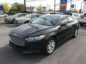 2014 Ford Fusion LOCAL TRADE IN FOR A NEW 2017 FUSION