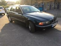 BMW 523i SE Touring manual px swap concidered