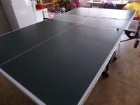 Kettler Table Tennis Indoor & Weatherproof Table