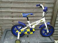 boys bike would make a ideal xmas present