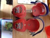 Chuggington roller skates size adjusttable