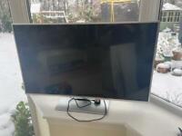 Panasonic 42 inch Viera LCD TV hardly used