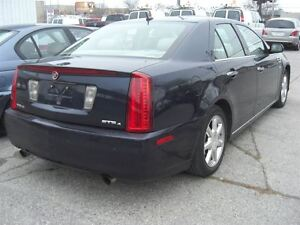 2008 Cadillac STS V6 AWD * Nav / Leather/ Sunroof* London Ontario image 4