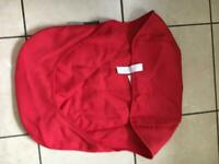Red Bugaboo Cameleon Apron