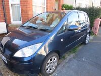 MITSUBISHI COLT new MOT with or without HAND CONTROLS & HOIST for disabled