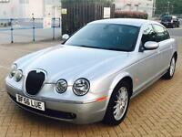 Jaguar s-typeTop of the range Full Service History Mostly from Jaguar Mileage 92000