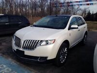 2015 Lincoln MKX ONE OWNER, ONLY 24,827km