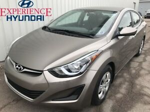2016 Hyundai Elantra L+ LOW KMs | FACTORY WARRANTY | EXCELLENT C