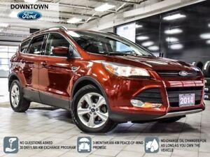 2014 Ford Escape SE, Back up cam, Heated seats, Bluetooth, Low K