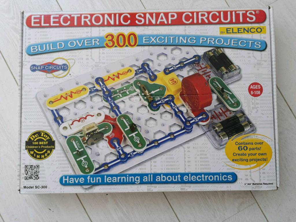Electronic Snap Circuits In Winchester Hampshire Gumtree Circuit