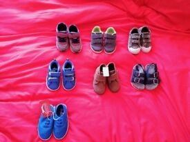 Toddlers shoes sizes 5,6&7