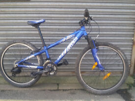 Child's Hardtail Trek. MT220. Suits 6-10 year old ? Fully serviced in good working order.