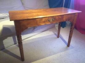 Vintage Edwardian Dressing Table