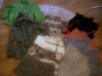 bundle women clothing size 8-10
