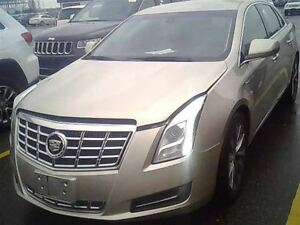 2013 Cadillac XTS PREM PKG-LEATHER- ONE OWNER