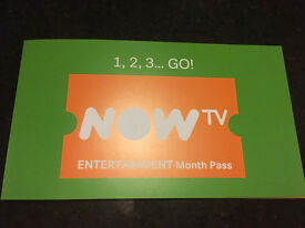 Now TV 5 Month Entertainment Pass
