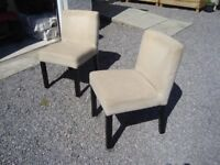 Casual or Dining Chairs