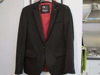 Peter Werth black Dinner jacket size 36 only worn a couple of times, excellent condition £25