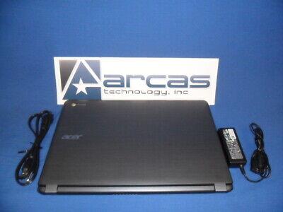Acer CB3-532-C3F7 Chromebook15 Intel Celeron N3060 2 GB Mem 16GB Storage Grade A