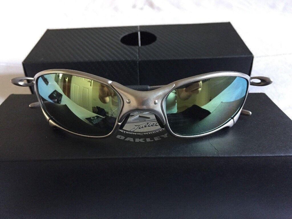Oakley Juliet Plasma w Emerald  c050238b354