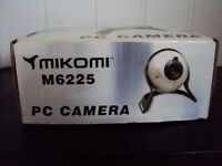 Mikomi USB Webcam/ PC Camera