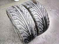 """Matching 225/40/18"""" Part Worn Tyres 7mm Not Alloys"""