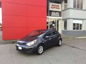 2013 Kia Rio LX 6sp 5 Speed! Affordable *Hatchback*! Comox / Courtenay / Cumberland Comox Valley Area image 1