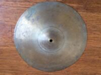 Wokingham Drum Sales - Beginners 16 inch Crash Cymbal - Stand Available
