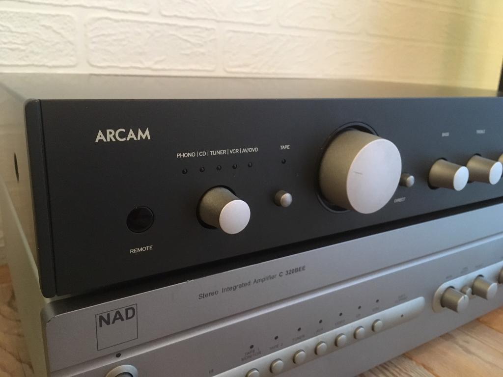 Arcam A65 Amplifier - for sale or swap for Marantz | in Walton-le-Dale,  Lancashire | Gumtree