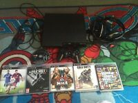 Ps3 bundle with turtle beach headphones