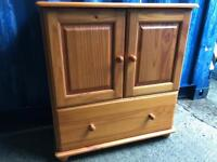 Small pine side board unit FREE DELIVERY PLYMOUTH AREA