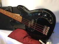 Westfield Bass Guitar with Practice Amp