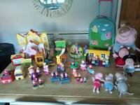 Large bundle of Peppa Pig Items