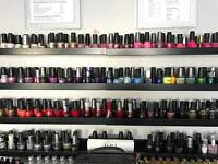 Over 250 professional polishes