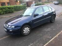 Rover 25 mot April perfect drive