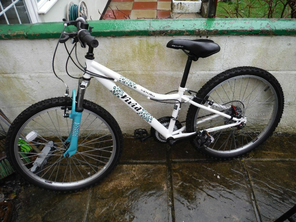 Girls Apollo Bike For Sale 163 50 Ono In Redruth Cornwall Gumtree