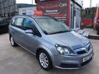 Vauxhall Zafira 7 Seater *GREAT CAR, FINANCE AVAILABLE*