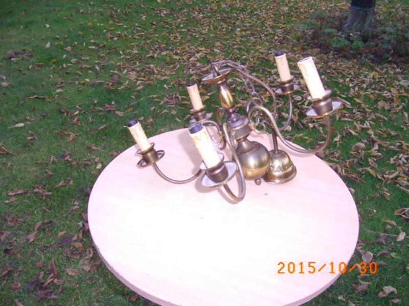 Wohnzimmerlampe Retro : Wohnzimmerlampe Messing in Herzogtum Lauenburg ...