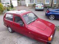 Reliant Robin 1997 complete with Sun Roof