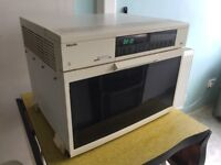 Large Philips Microwave in good working order