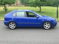 2003 Seat Leon 1.9 TDI Se Bhp Drives Lovely Last Owner 8 Years Golf A3