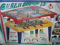 Table football & compendium of games like new