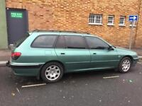 Peugeot 406 estate diesel manual