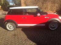 2010 Mini Cooper 3 door 1.6 petrol, FSH, low mileage, lovely looking car